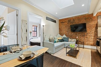 TWO Bedroom Furnished Lux Apartments Minimalist Modern Style B - Manhattan