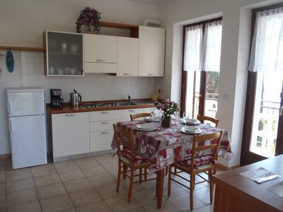 Photo for Casa Stefano n. 1 - spectacular lake view - parking - free WIFI