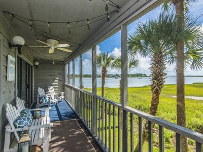 SunsetterMariners Cay-gated/15% discount for not being able to use back porch