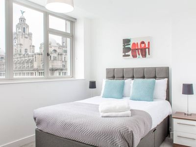 Photo for 2BR Apartment Vacation Rental in Liverpool, England