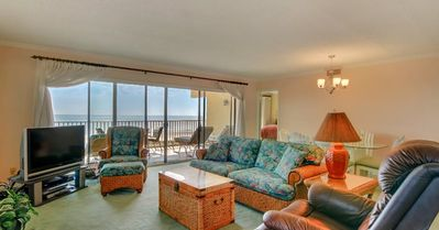 Photo for Quaint Oceanfront Condo With Outstanding Ocean Views!