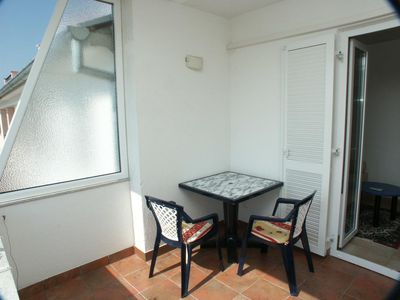 Photo for One bedroom apartment with terrace Rovinj
