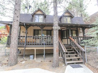 Photo for Mountain Bliss - 2BR/2BA/Peaceful Woodsy Cabin/WiFi/Netflix/Porch Swing!/FREE 2 HR Kayak Rental