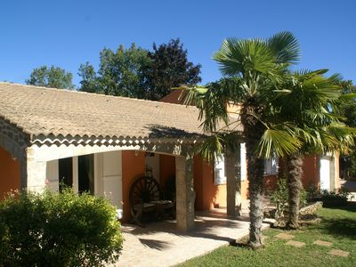 Photo for Villa near Garéoult with large private pool and delightful garden