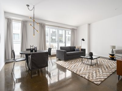 Photo for Airy 1BR in Old Montreal by Sonder