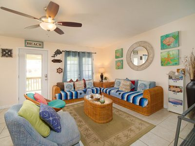 Photo for Beautiful 4BR/4BA Cottage - Come Home to the Beach!