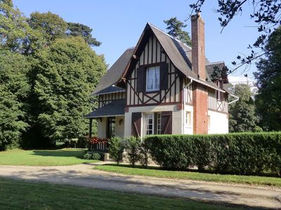 Photo for charming cottage in Pays d'Auge