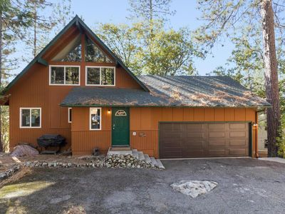 Photo for Bass Lake Lodge- 7 Bedroom, 3 Bath,  Private Dock, sleeps 16