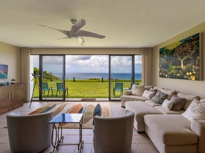 Photo for Oceanfront Condo with Heated Pool and beach access