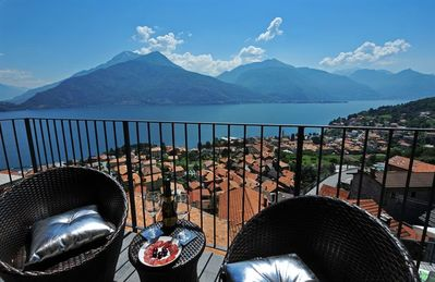 Photo for 2BR Apartment Vacation Rental in Pianello del Lario
