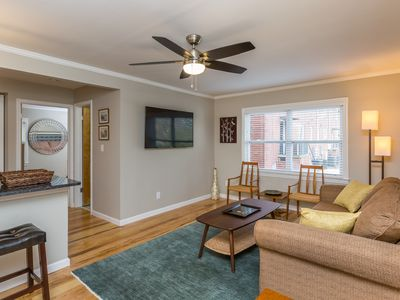 Photo for 1BR Apartment Vacation Rental in Winston-Salem, North Carolina