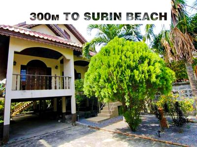 Photo for Surin Jungle Villa, 300 m to Surin Beach