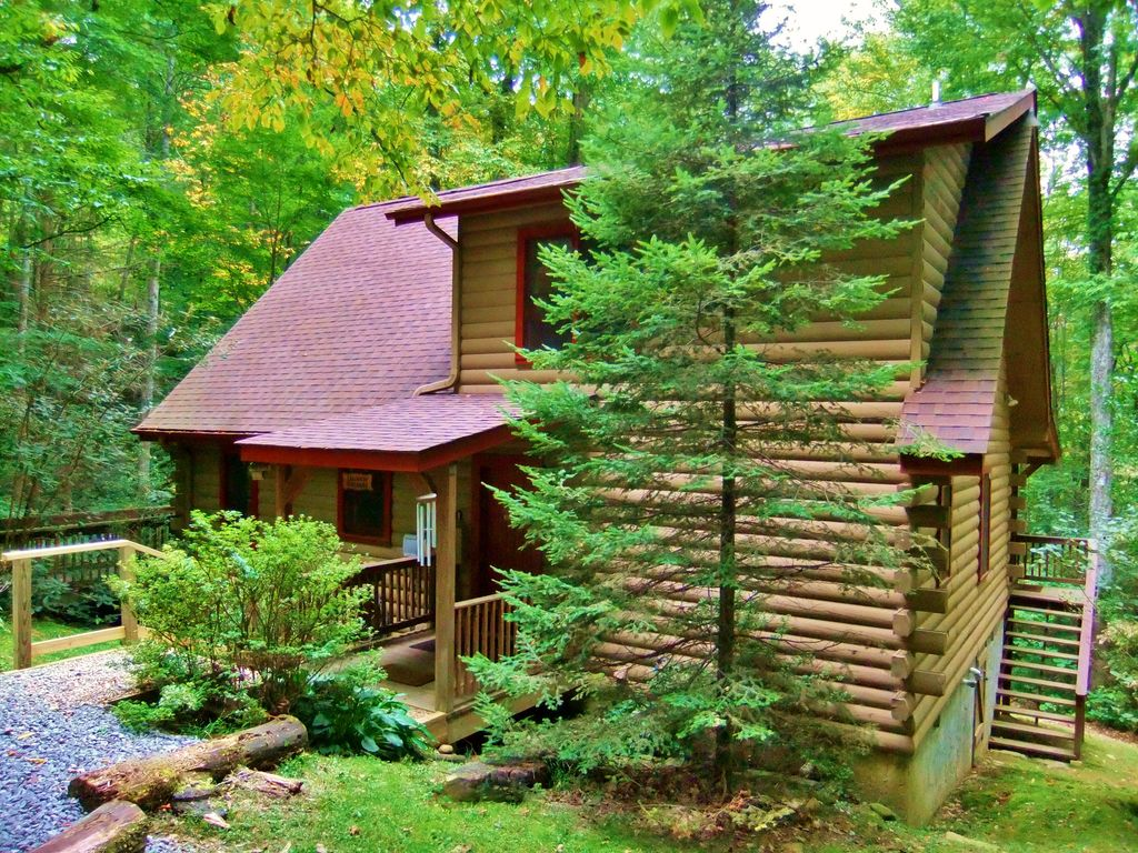 cabin unit rentals in valley nc cabins maggie dsc