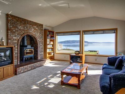Photo for NEW! Waterfront Puget Sound Home w/ Beach & Kayaks
