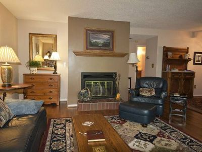 Photo for 2BR/2BA - Slip Away to an inviting, well equipped condo.