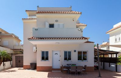 Photo for Villa Lucia - Luxury 3 Bedroom Villa with Private Pool and Roof Terrace