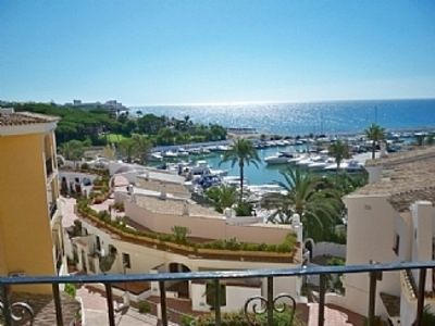 Photo for Frontline Duplex Apartment With Sea And Port Views