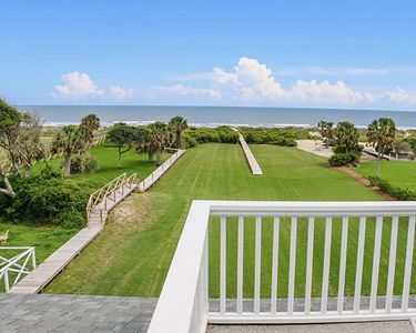 Photo for 'Marin Deck' an Oceanfront Classic Charleston home by Town & Island
