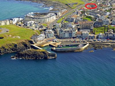 Fantastic Sea View in Portstewart. Ideal for The North Coast & Causeway Holidays