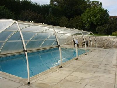 PISCINE COUVERTE   10mX4m