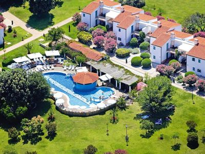 Photo for Holiday resort Tamaris Villas, Porec  in Westküste Istrien - 6 persons, 2 bedrooms