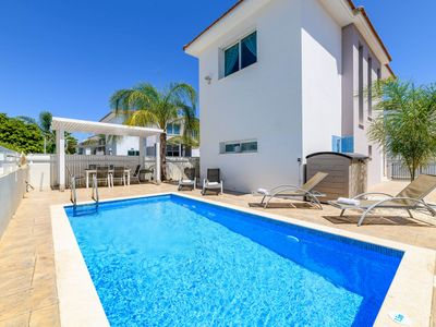 Photo for Avra Villa #22 - Villa in a quiet area, with excellent beaches nearby
