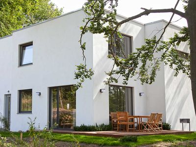 Photo for House beacon | 90 sqm, max. 4 + 2 pers. - The beach houses | Rügen vacation with fireplace and sauna