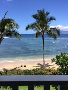 Photo for 305 Lahaina Shores Oceanfront Studio