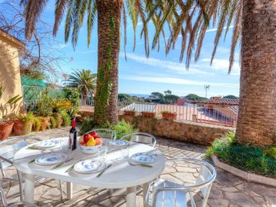 Photo for Vacation home Canys in Lloret de Mar - 6 persons, 3 bedrooms