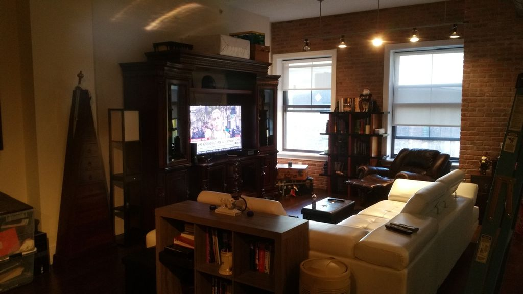 2 Bedroom Penthouse Loft On The Edge Of Hoboken 2 Br Vacation Apartment For Rent In The Heights