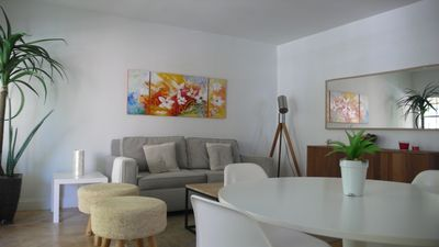 Photo for Cozy beach apartment in the heart of Key Biscayne