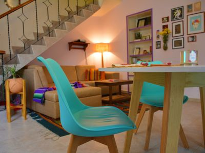Photo for Charming house for 4 or 6 in the heart of Condesa.