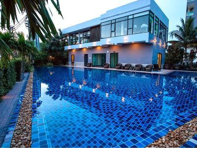 Photo for Condo modern fully furnished one bedroom near Jomtien beach
