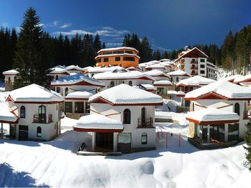 Pamporovo Ski Resort, Smolyan, Bulgaria