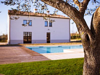 Photo for 7BR Farmhouse Vacation Rental in Fratte Rosa
