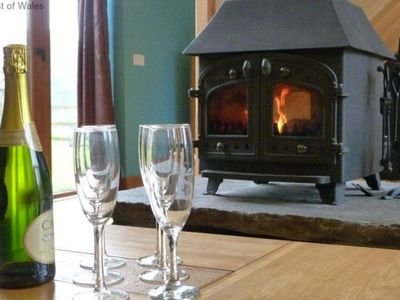 Photo for Vacation home Wrth yr Eglwys in Builth Wells - 8 persons, 4 bedrooms