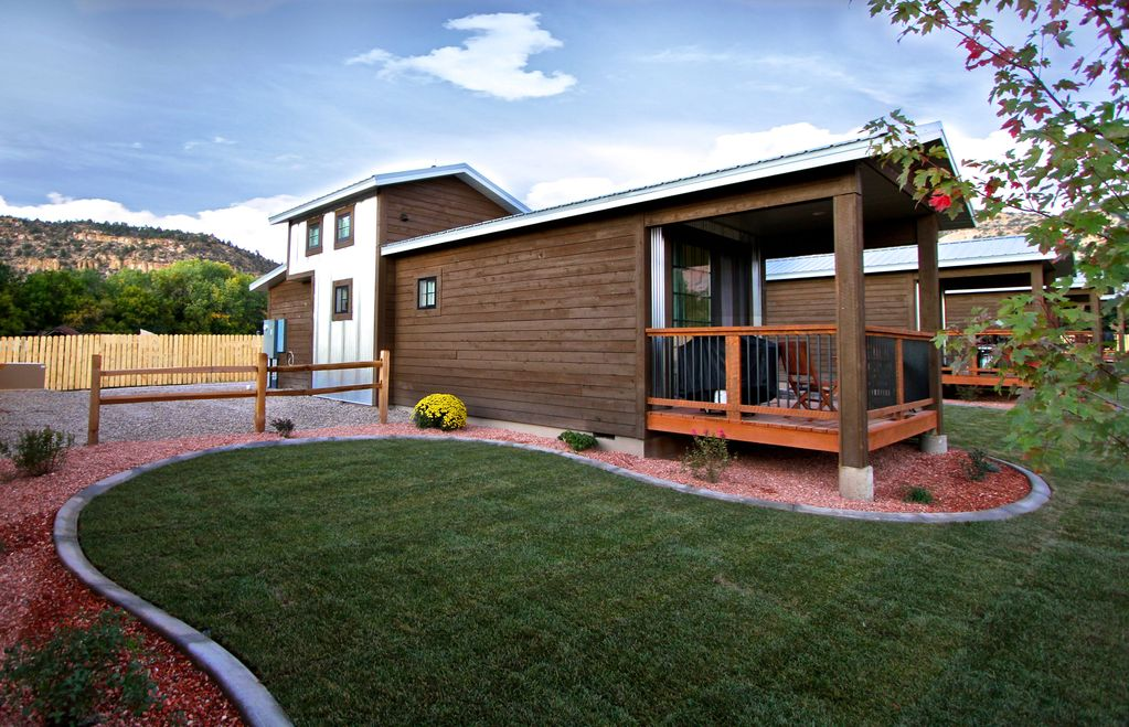 The Escape 1 Tiny House Utah Hotels Resorts And Rentals