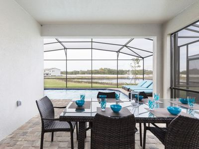 3 Bedroom Pool Home; Perfect for Families