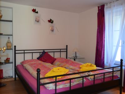 Photo for Nice 2 1/2-room apartment on the edge of the village