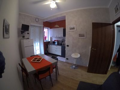Photo for 1BR Apartment Vacation Rental in Torino, Piemonte