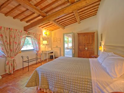 Photo for Apartment in Farmhouse with Pool - Tuscany - Chianti - Florence