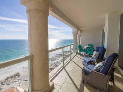 Photo for Spend a Weekend in Paradise * High Floor * Gulf Front