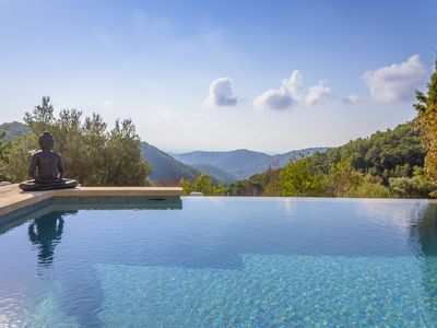 Photo for Beautiful Finca with Stunning Sea and Mountain Views