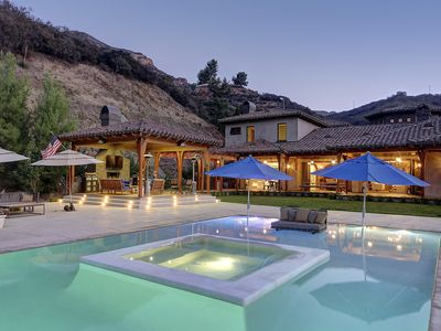 Photo for Malibu Canyon Ranch - 5 Bedroom Secluded Villa & Event Space!