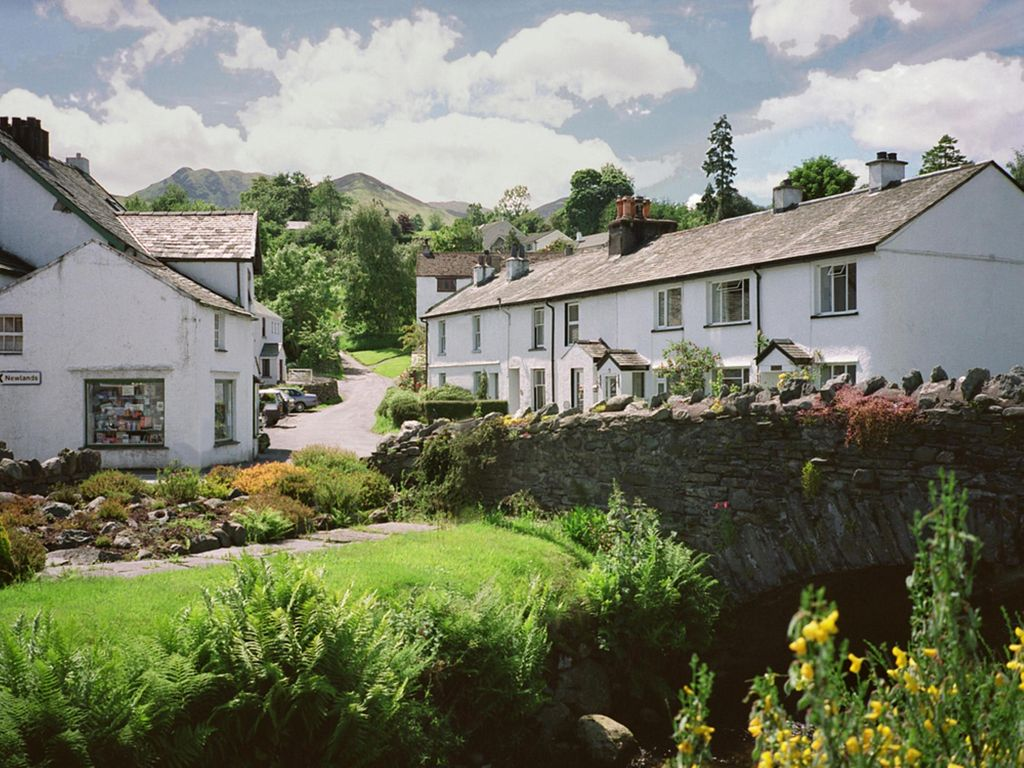 Spa cottage in braithwaite nr keswick northern lake district cumbria homeaway for Lake district cottages with swimming pool