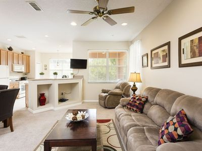 Photo for Spacious and Great Valued Townhouse - Views of the Preserve and Near Disney!