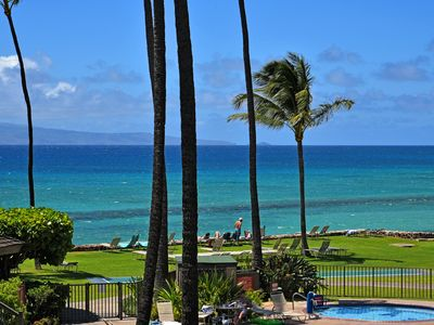 Photo for $209 SPECIAL to 4/28/19 Best ocean view unit at Papakea. Sleeps 4.