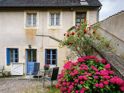 Photo for Le petit Tailleur in the Morvan region of Burgundy direct on walking and cycling route