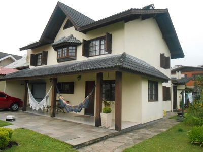 Photo for House for 10 people 5 bedrooms in Gramado