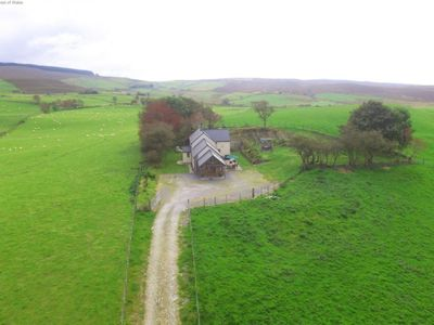 Photo for Vacation home Forest Den in Llanrwst - 6 persons, 3 bedrooms